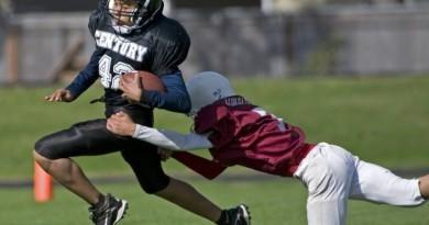Tackle football insurance